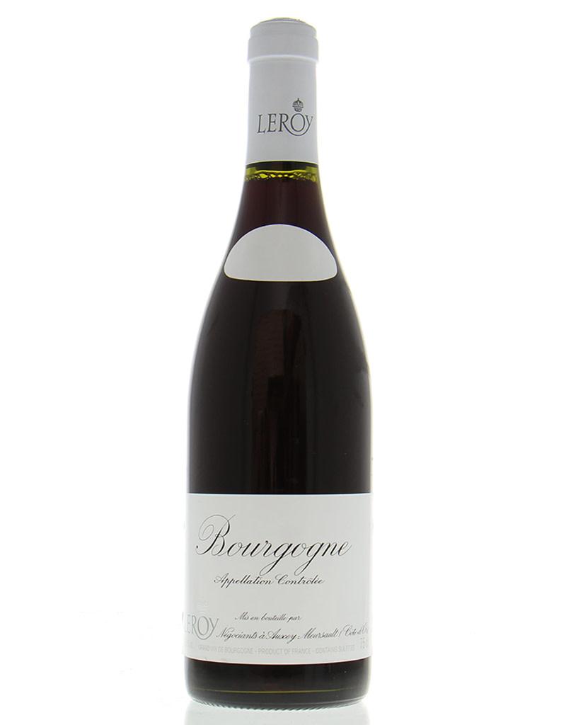 Leroy Maison Leroy 2014 Bourgogne Rouge, Burgundy France