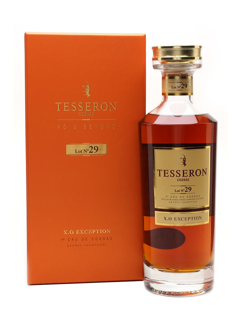 Tesseron Lot No. 29 X.O. Exception Grande Champagne Cognac, France