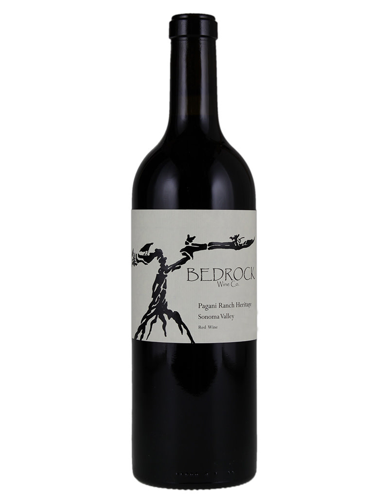 Bedrock Wine Co. 2017 Pagani Ranch Heritage, Sonoma Valley, Sonoma County, Red Blend