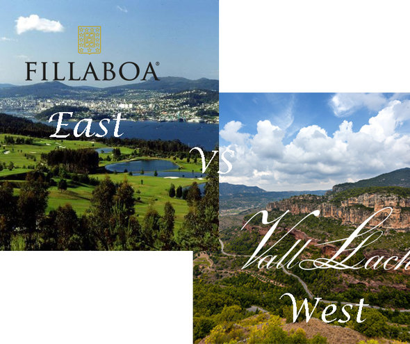 Tuesday June 4th | Spanish Wine Tasting Seminar - East VS West - Fillaboa VS Vall Llach