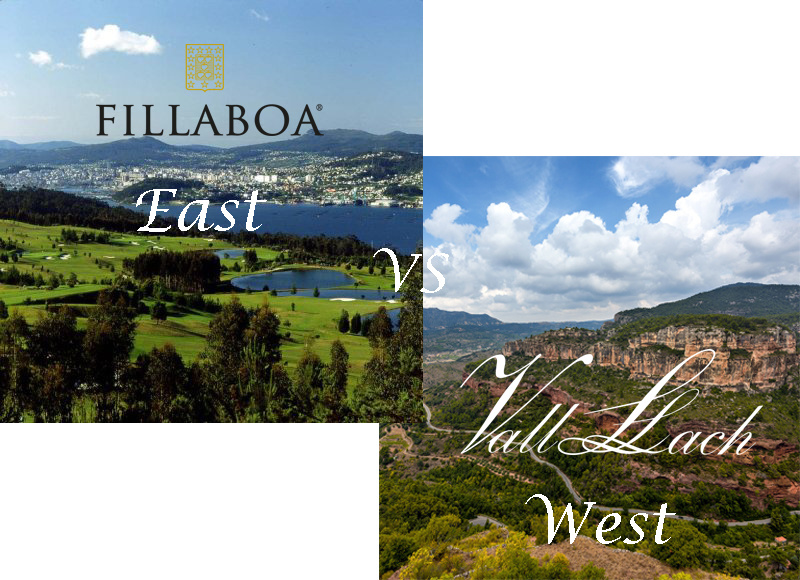 Tuesday June 4th | Spanish Wine Tasting Seminar - East VS West - Fillaboa VS Vall Llach