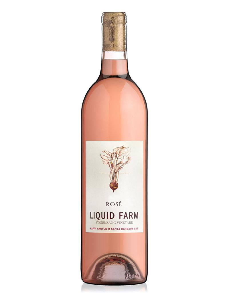 Liquid Farm 2017 Mourvèdre Rosé Vogelzang Vineyard, Happy Canyon of Santa Barbara