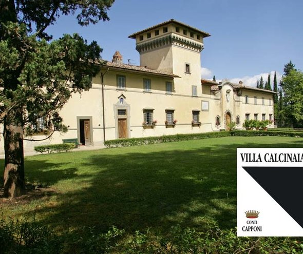 THU 13 JUN | VILLA CALCINAIA WINE TASTING WITH JUSTIN MARCHETTI | TUSCANY - ITALY