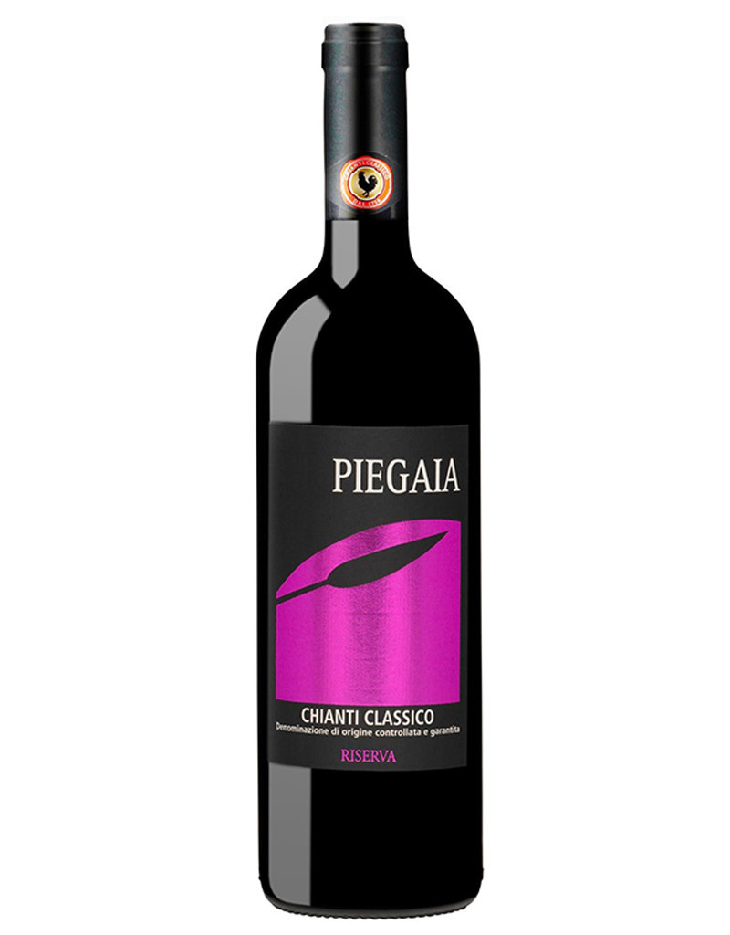 Conti Capponi Piegaia 2012 Chianti Classico Riserva, Tuscany, Italy