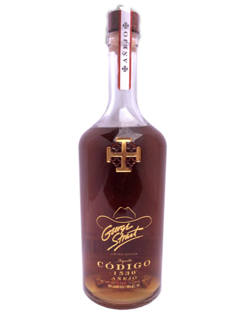One With Life Tequila Código 1530 George Strait Añejo Gold Edition Tequila