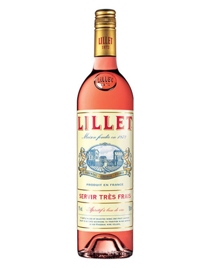 Lillet Lillet Rosé French Aperitif