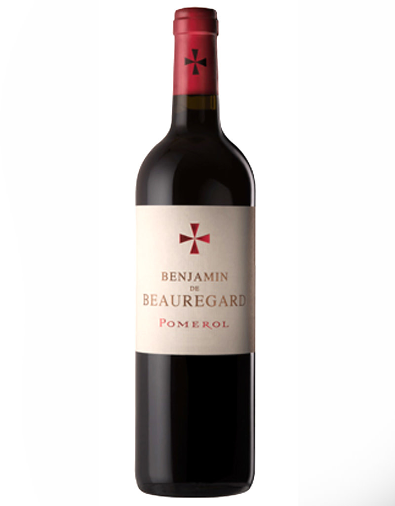 Benjamin de Beauregard 2015 Pomerol, Bordeaux, France