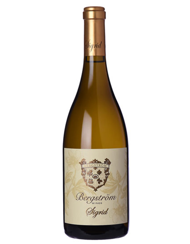 Bergström 2015 'Sigrid' Chardonnay, Willamette Valley, Oregon