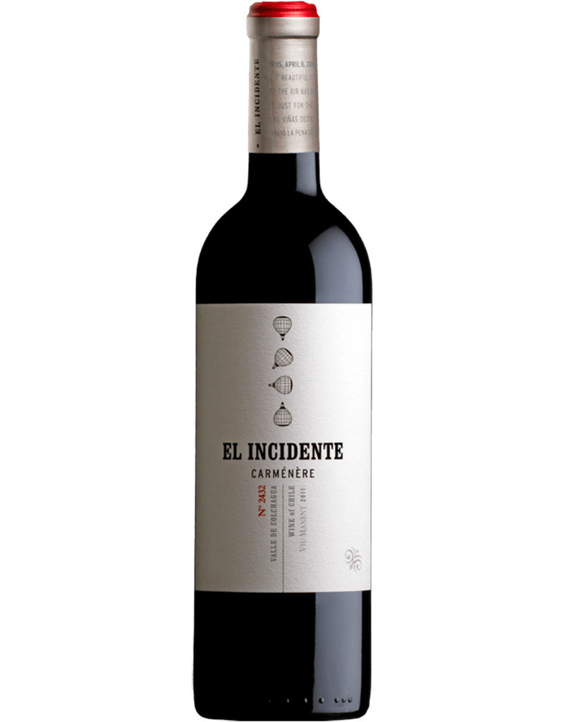Viu Manent 2015 'El Incidente' Carménère, Colchagua Valley, Chile