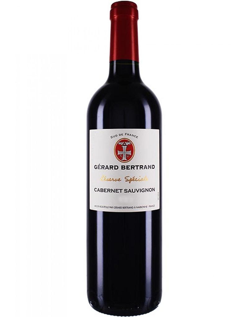 Gerard Bertrand 2016 Reserve Speciale Cabernet Sauvignon, IGP Pays d'Oc, France
