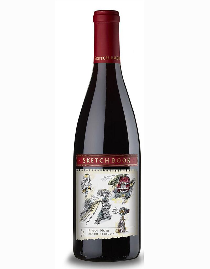 Sketchbook Mendocino Collection 2015 Pinot Noir, Mendocino County, USA