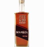Five & 20 Spirits (SB)2BW Bourbon Whiskey, New York, USA