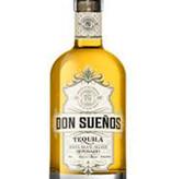 Don Sueños Reposado Tequila, Mexico