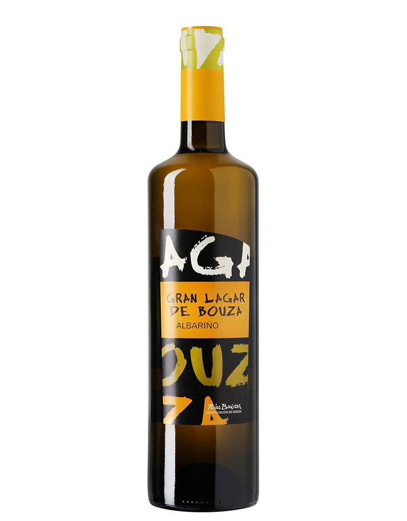 Bouza do Rei 2020 'Lagar de Bouza' Albariño, Rías Baixas, Spain