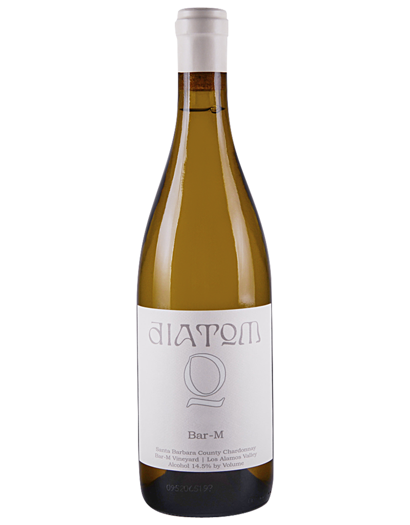 Diatom 2018 Bar-M Chardonnay, Santa Barbara County, California