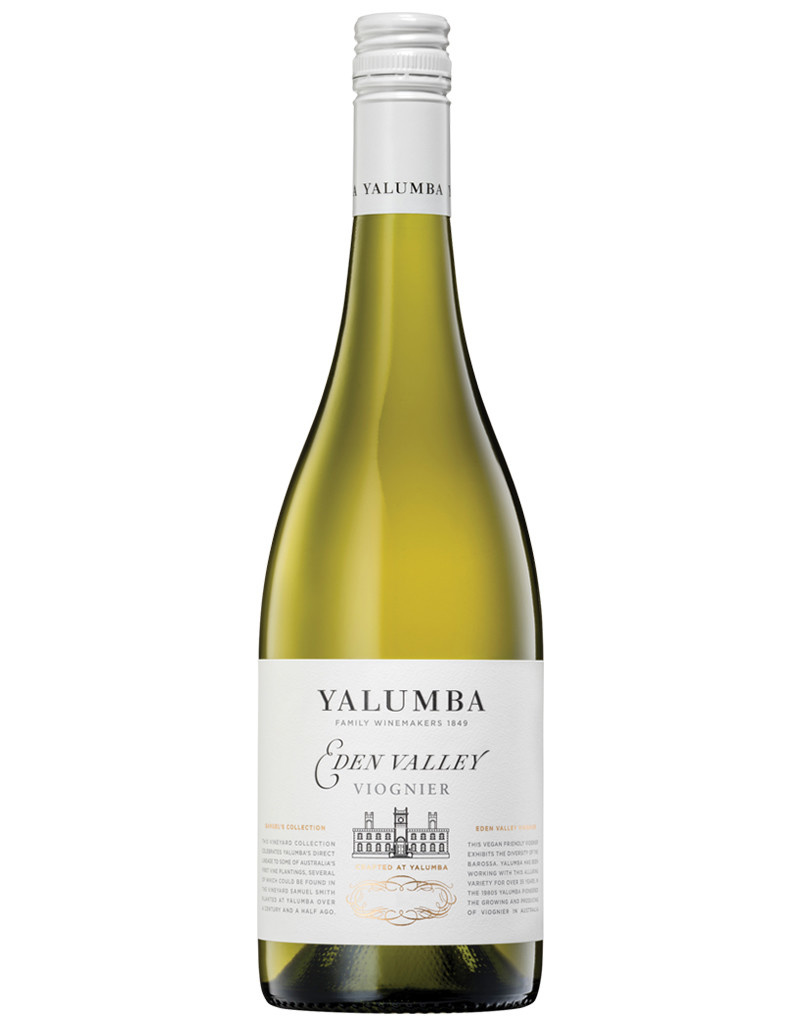 Yalumba 2017 Viognier, Samuel's Collection, Eden Valley, Australia (Vegan)