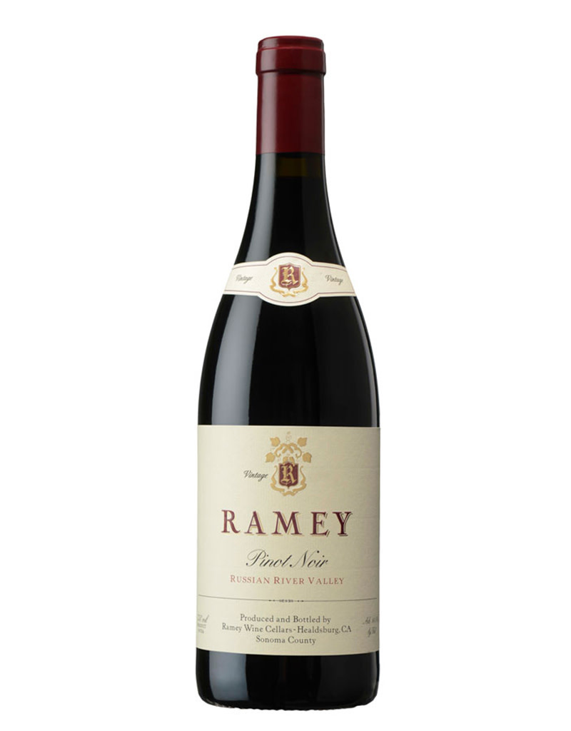 Ramey Wine Cellars 2015 Pinot Noir, Russian River Valley, California