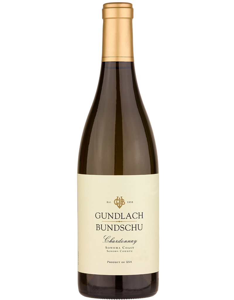 Gundlach-Bundschu 2016 Estate Vineyard Chardonnay, Sonoma Coast, USA