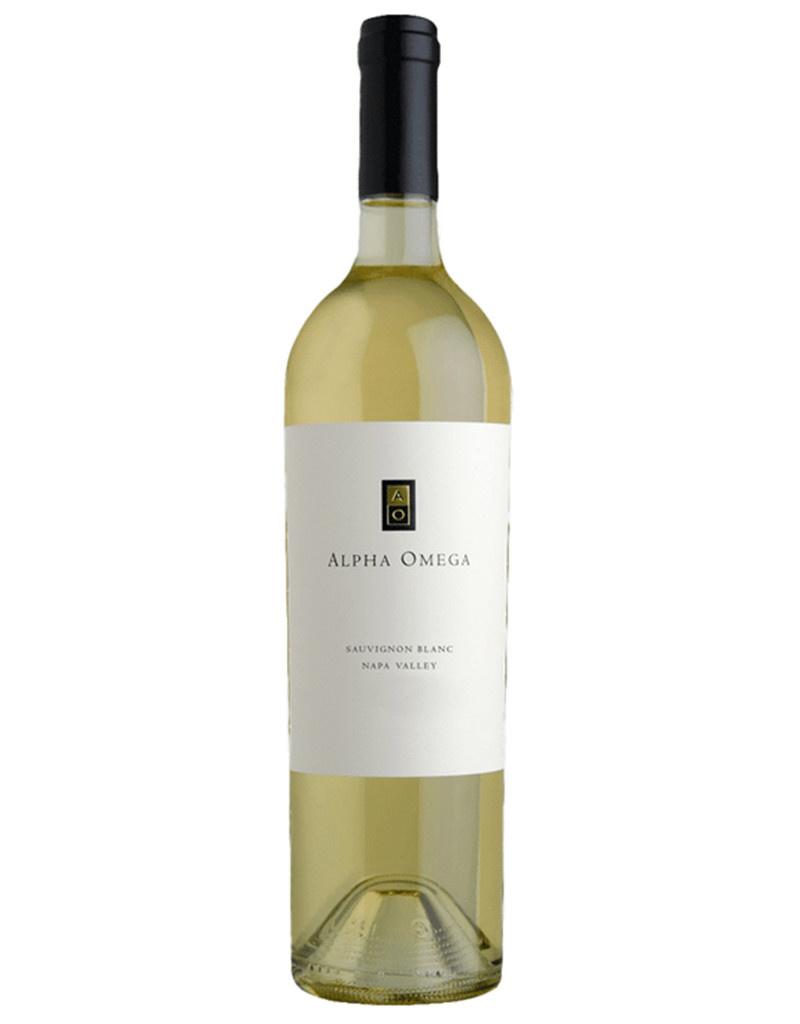 Alpha Omega 2015 Sauvignon Blanc, Napa Valley