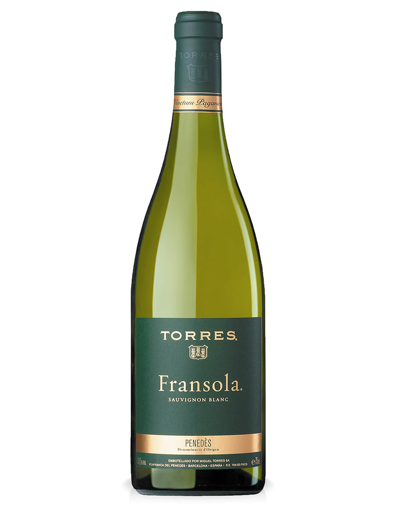 Familia Torres 2017 Fransola Sauvignon Blanc, Penedes, Spain