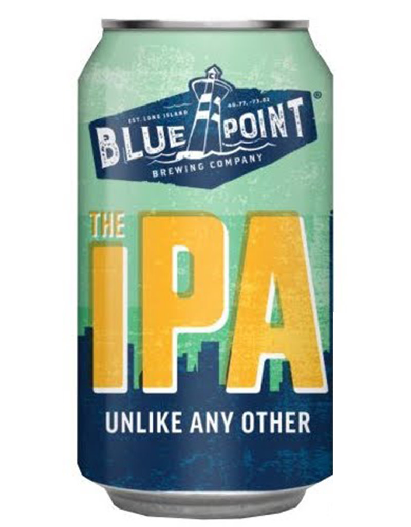 Blue Point Brewing Co. IPA 6pk, Cans