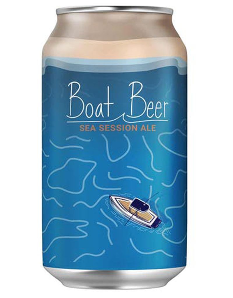 Florida Avenue Brewing Co. Boat Beer Session Ale, Single Can