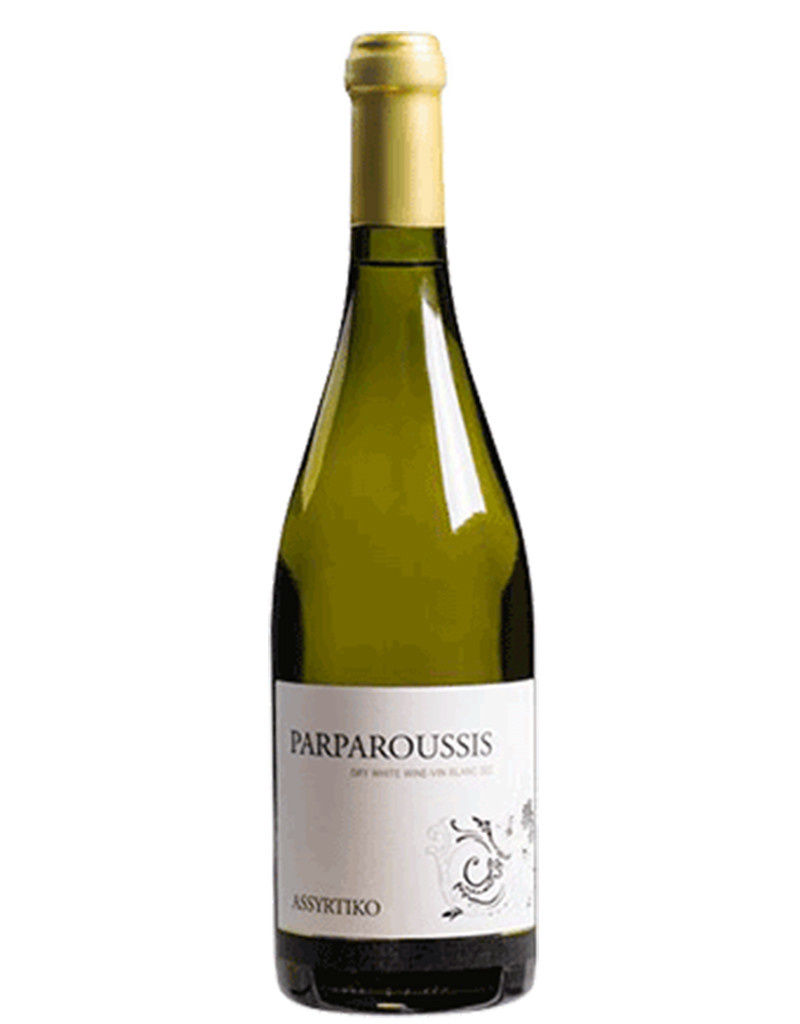 Parparoussis Estate 2017 Assyrtiko, Achaia, Greece