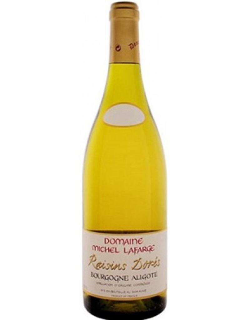 Domaine Michel Lafarge 2015 'Raisins Dorés' Bourgogne Aligoté, Burgundy, France