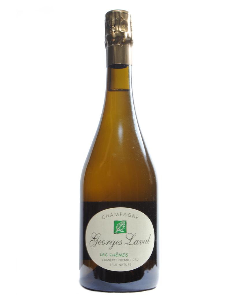 Georges Laval 2012 'Cuvée Les Chênes' Brut Nature, Cumières Premier Cru, Champagne, France