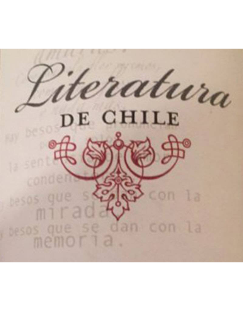 Literatura 2018 Chardonnay [un-oaked], Curicó Valley, Chile