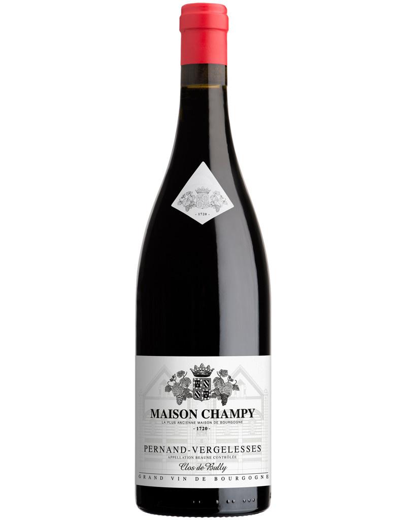 Maison Champy 2017 'Clos de Bully' Pernand-Vergelesses Rouge, Beaune, Burgundy, France
