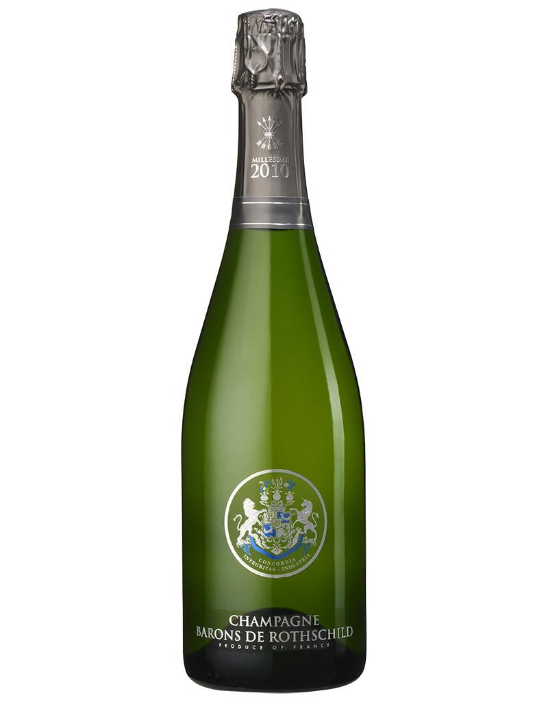 Champagne Barons de Rothschild 2010 Millésime Brut, France