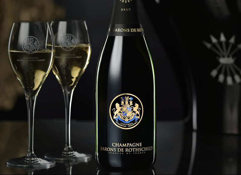 WED 25 SEP | Champagne Barons de Rothschild Tasting w. Director Mairesse Frédéric
