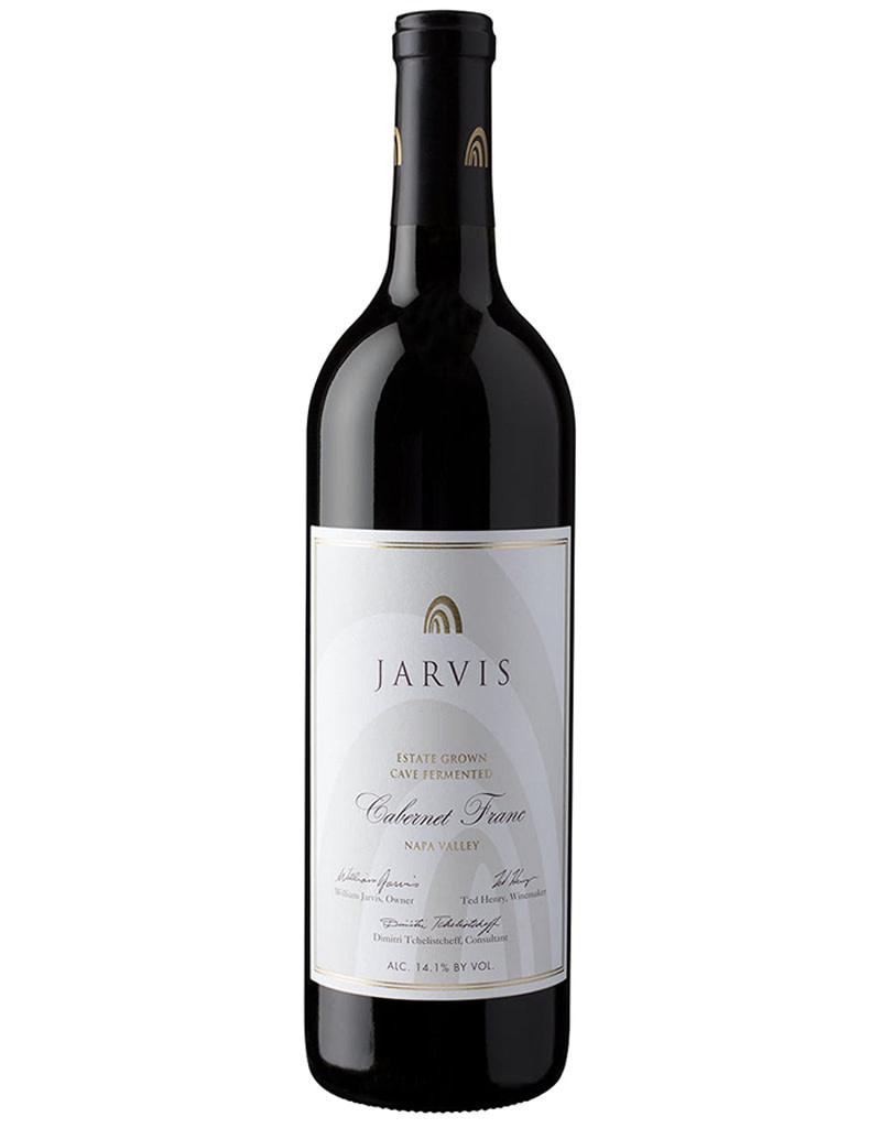 Jarvis Estates Jarvis Estate 2013 Cave Fermented Cabernet Franc, Napa Valley, California