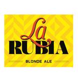 Wynwood Brewing Company La Rubia Blonde Ale, 16oz Can