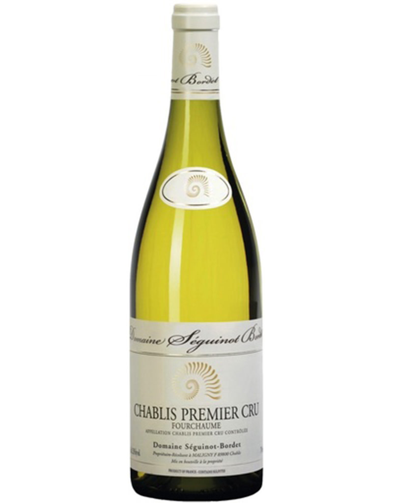 Domaine Seguinot-Bordet Domaine Séguinot-Bordet 2019  Fourchaume, Premier Cru Chablis, Burgundy, France