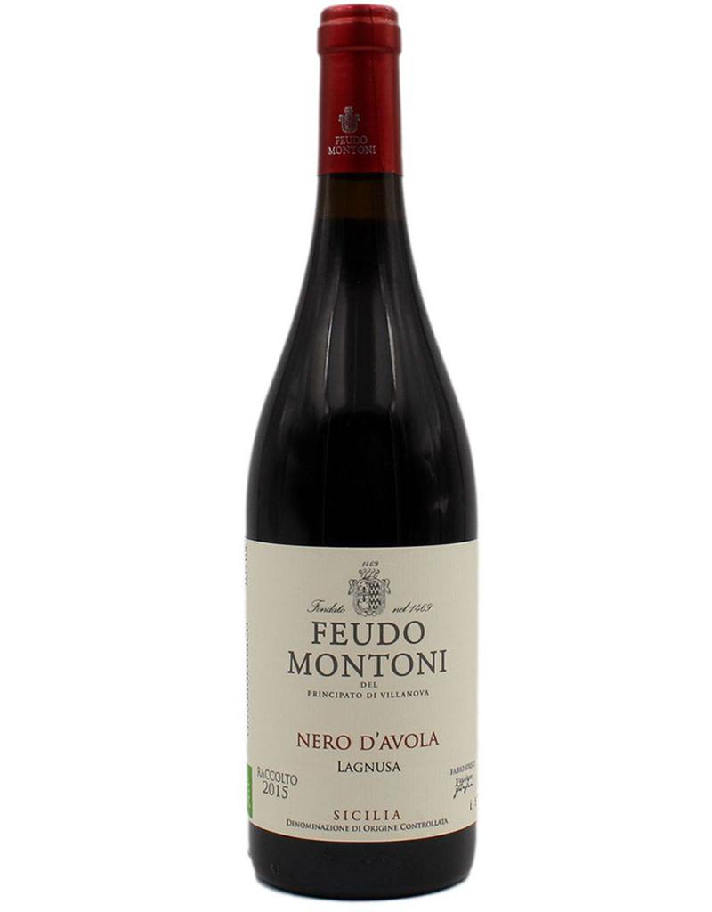 Feudo Montoni 2016 Vigna Lagnusa, Nero d'Avola Sicilia IGT, Sicily, Italy