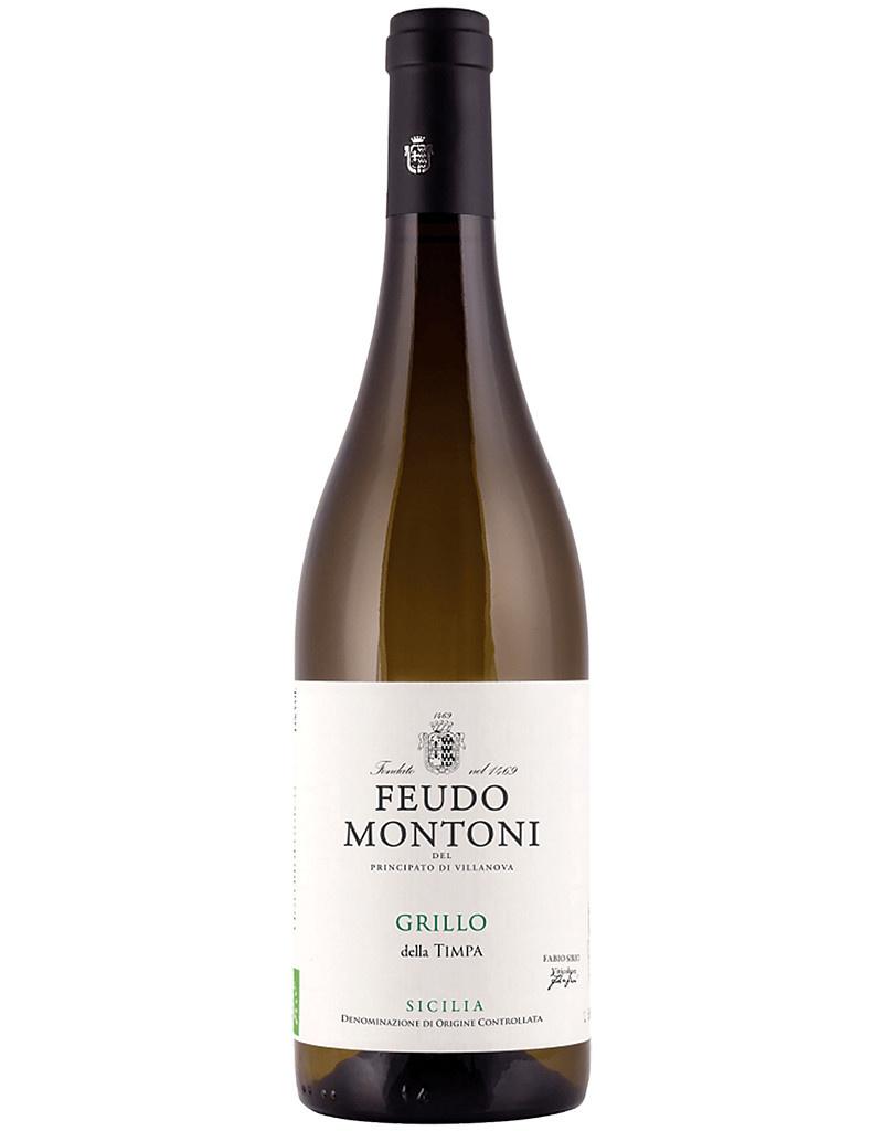 Feudo Montoni 2018 Grillo, Sicilia IGT, Sicily, Italy