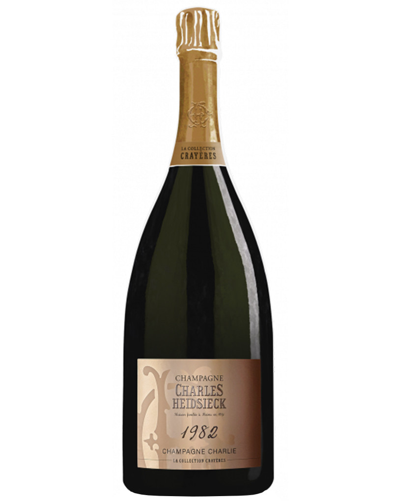Charles Heidsieck 1982 'Champagne Charlie' Brut Millésime, Champagne, France 1.5L
