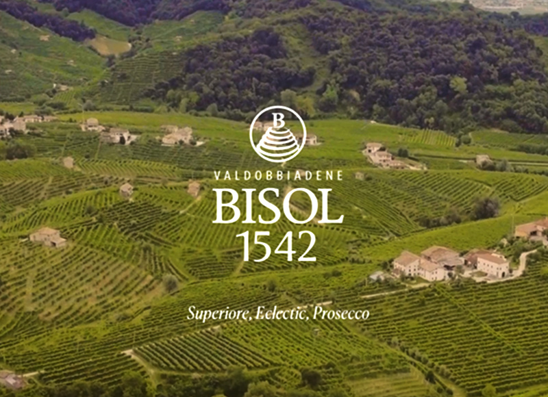 FRI 04 OCT | Bisol Prosecco Tasting Seminar with Stefano Marrangon  | Valdobbiadene, Italy