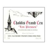 René et Vincent Dauvissat 2018 Les Preuses, Chablis Grand Cru, Burgundy, France
