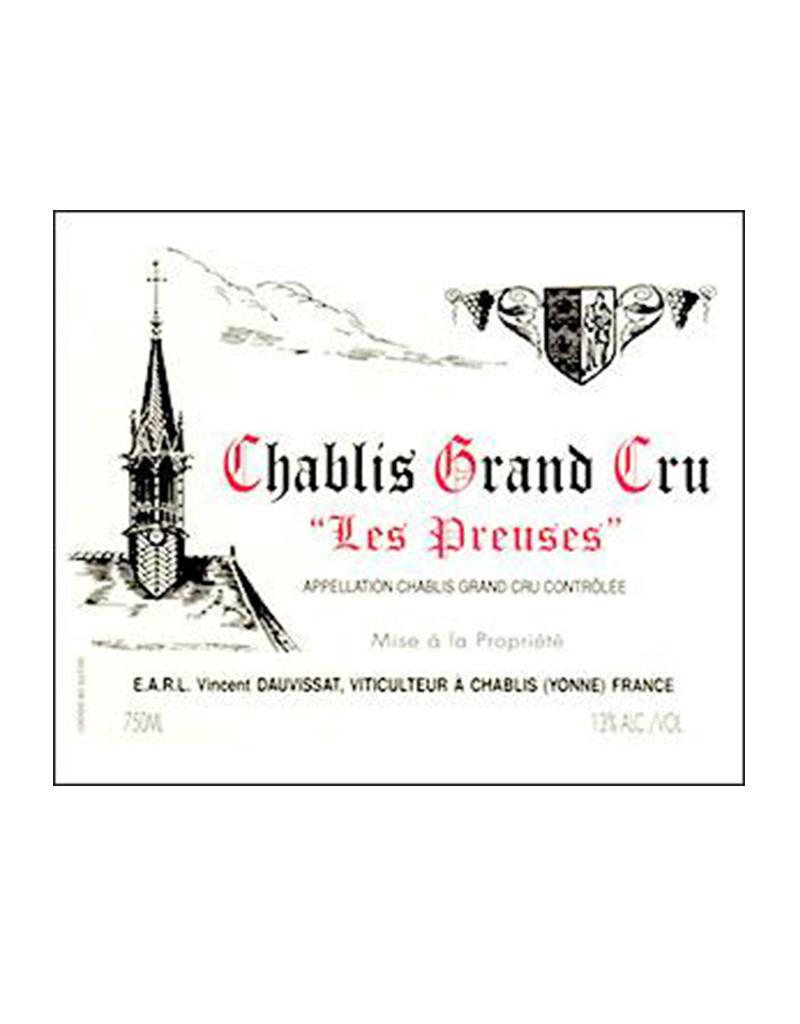 Rene et Vincent Dauvissat-Camus 2017 Les Preuses, Chablis Grand Cru, France