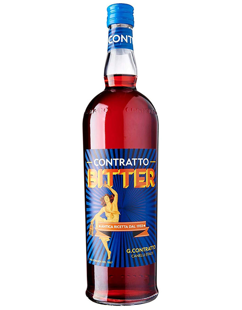 Contratto Bitter Liqueur, Italy