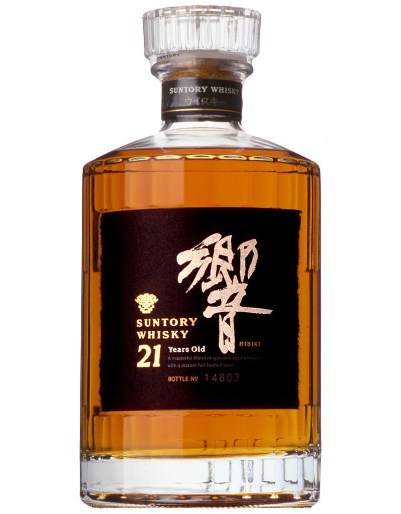 Suntory Hibiki 21 Year Old Blended Whisky, Japan