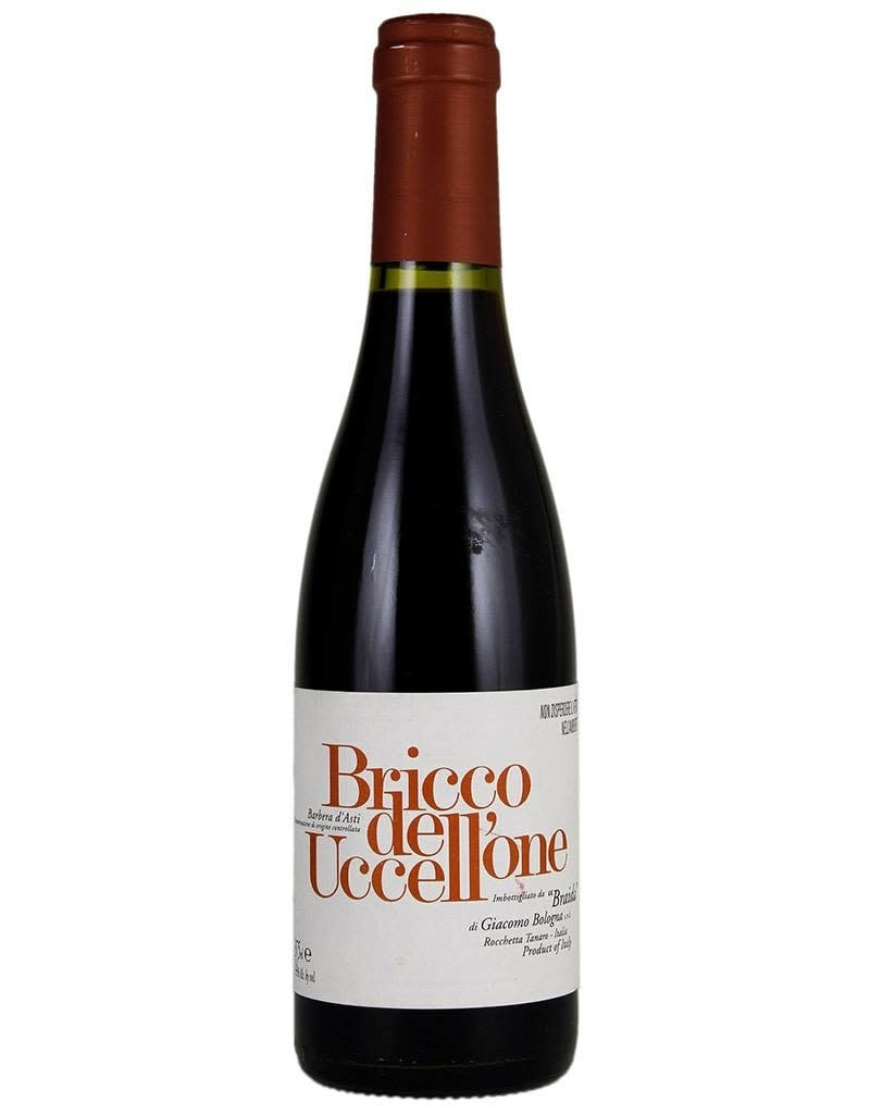 Giacomo Bologna Braida 2015 'Bricco dell' Uccellone', Barbera d'Asti DOCG, Piedmont, Italy 375mL