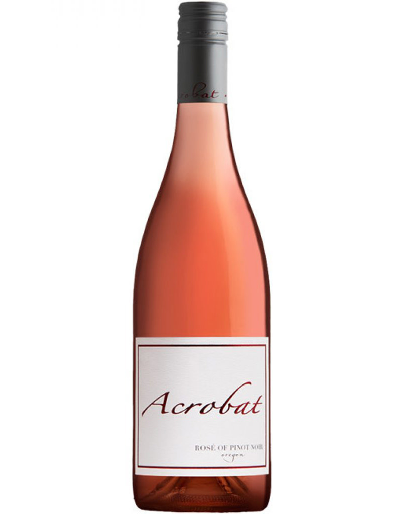 Acrobat Winery 2018 Rosé of Pinot Noir, Oregon
