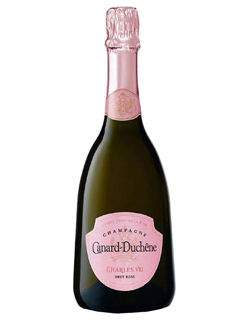 Champagne Canard-Duchêne Charles VII Brut Rosé, France