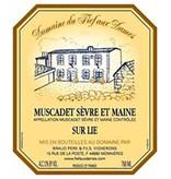 Domaine Fief aux Dames 2017 Muscadet Sèvre-et-Maine sur Lie, Loire, France