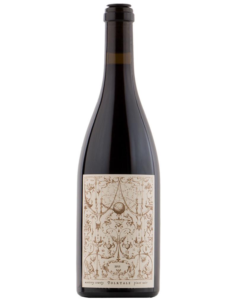 Folktale 2018 Estate Pinot Noir, Monterey County, California