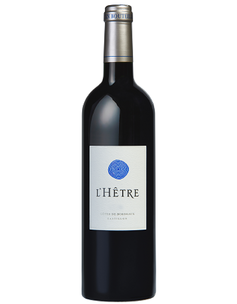 l'Hetre 2016 Côtes de Bordeaux Castillon, France